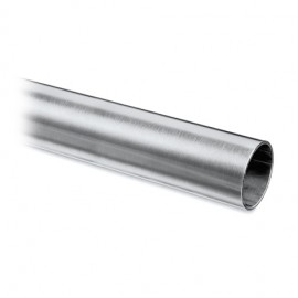 RVS design buis Ø 19 mm, L 250 mm